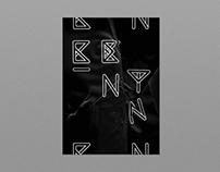 Bent Typeface