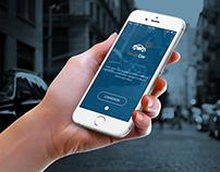 Social Car concept app