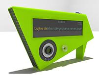 Product semantics : A karaoke Radio