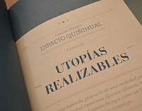 """Libro """"Estación Pringles - Espacio Quiñihual"""""""