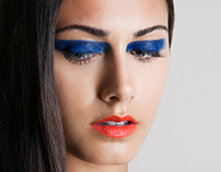 Collaborative Beauty Shoot