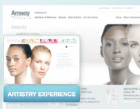 Amway.com Overview