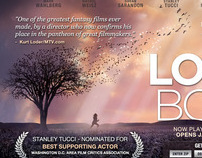 The Lovely Bones - Theatrical Marketing website