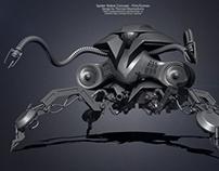 Spider Robot Concept