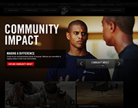 MARINES: Community Impact Digital Campaign