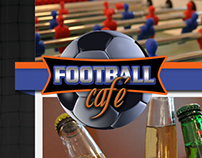 Football Café Website
