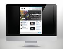 FLIR Systems web presence