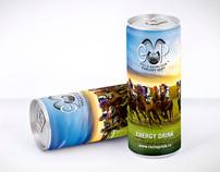 Zavodiste Karlovy Vary - Energy Drink Sleeve
