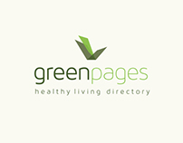 Green Pages Branding