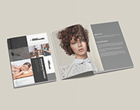 Sleek Catalog for Beauty Salon