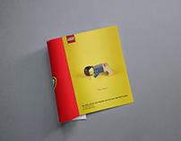 """LEGO Celebrates """"World Yoga Day"""" - Advertising Campaign"""