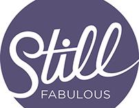 Still Fabulous Branding and Stationery