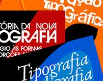 Cartazes - Evento Tipográfico