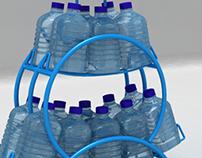Propuesta dispensador de envases de agua