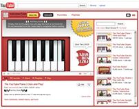 ABE - The YouTube Piano