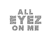 All Eyez On Me - Illustration Timelapse
