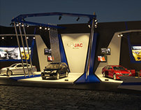 Exterior Expo For Cars