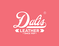 Dalis Leather | Branding - Corporate Identity
