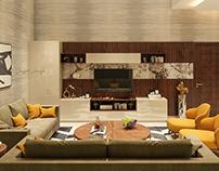 Lobby Interior - Janta Enclave