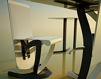 Chair-Table