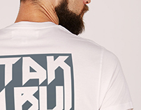 """Takbuhan"" Tshirt Design"