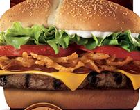 Angus Steakhouse Burger King