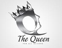 Logo  The Queen 2012