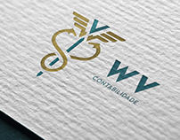 WV Contabilidade - Identidade Visual