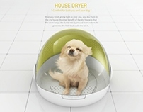 Dog House Dryer