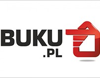 Logo project for buku.pl