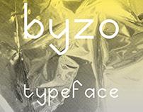 byzo typeface