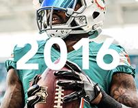 2016 Miami Dolphins