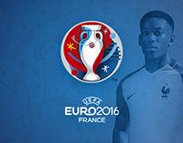 Euro 2016 - TV Screens