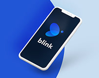Blink Logo Design