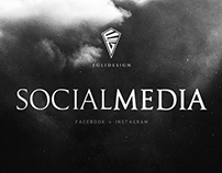 Social Media Design - Eglidesign