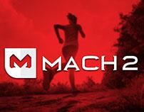 Mach 2 Sunglasses Logo