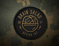 Brain Salad Branding