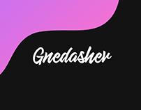 A Developer Portfolio for Mikhail Gnedashev