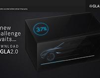 Mercedes GLA 2.0 Campaign Pitch