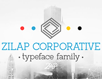 "Zilap Corporative ""tipeface family"""