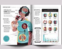 Por que o café nos deixa ligados (Saúde Magazine)