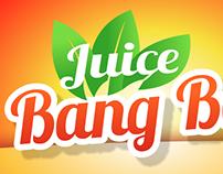 Juice Bang Boy Banner