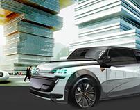 Urban Electric Vehicle