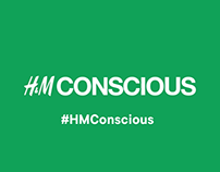 H&M Conscious // Animation Series