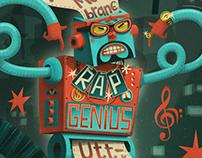 Wired Magazine - Rap Genius
