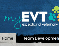 myEVT.com Website Design