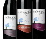 Milbrandt Vineyards Brand Development