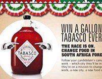 Tabasco Digital Campaign