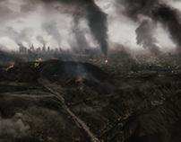 Resident Evil 4 : Afterlife - VFX Breakdown
