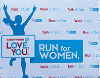 Shoppers Run For Women 2016 Moncton, New Brunswick